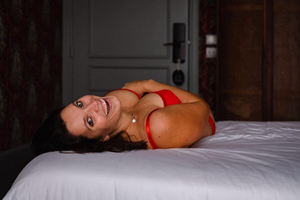 Quel est le moment idéal pour votre séance photo boudoir ?
